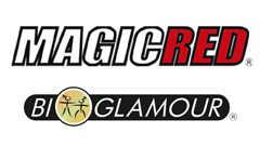 image logo magic red bio glamour