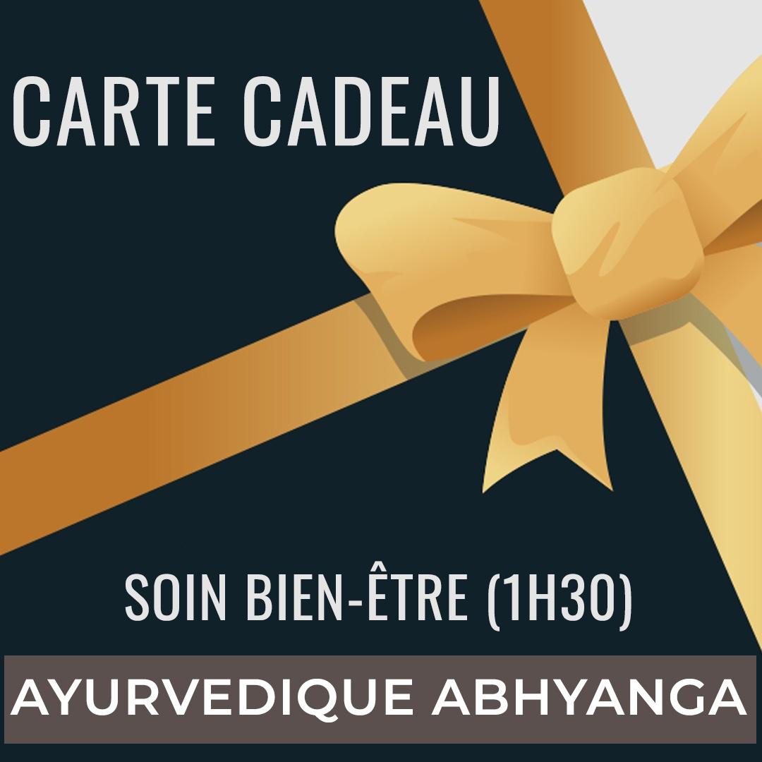 image carte cadeau soin massage ayurvedique abhyanga 1h30 naturellement mince